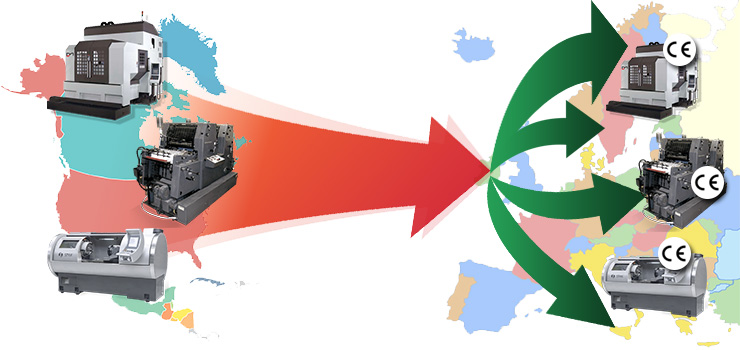 CE Marking North America Europe