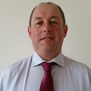 Seamus Scully - Technical Manager
